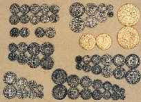 Coins, Viking to Charles I.